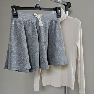 Polo Ralph Lauren turtle neck top skirt 8-10 set